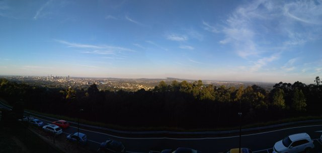 Mount Coot-tha Lookout - Day time